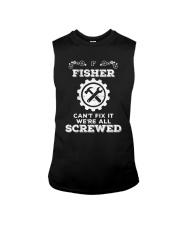 Everybody needs awesome Fisher Sleeveless Tee thumbnail
