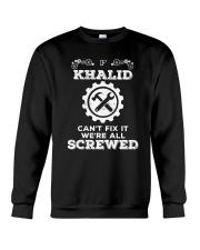 Everybody needs awesome Khalid Crewneck Sweatshirt thumbnail