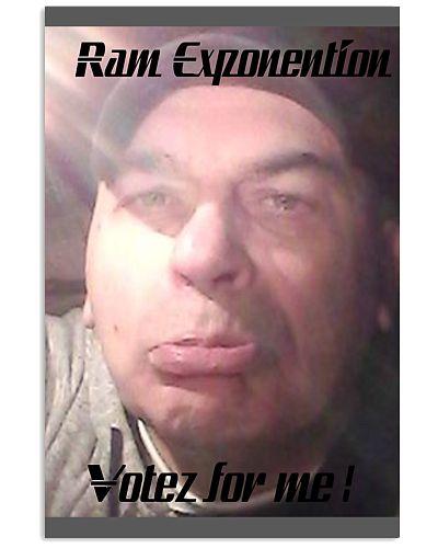 Ram Exponention