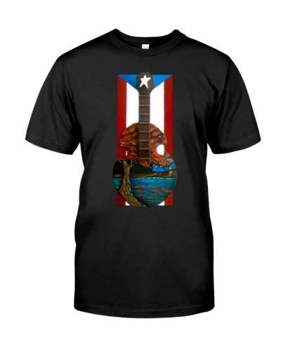 Puerto Rico Guitar Symbols