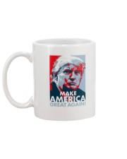 MAGA Trump Cup Mug back