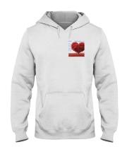 Red Heart Tree Hooded Sweatshirt thumbnail