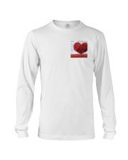 Red Heart Tree Long Sleeve Tee thumbnail