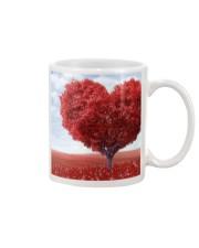 Red Heart Tree Mug thumbnail