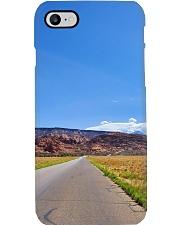 Utah Road Phone Case tile