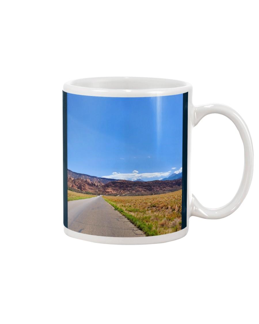 Utah Road Mug