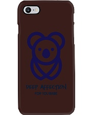 Deep Affection For You Babe Phone Case i-phone-7-case