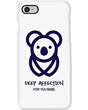 Deep Affection For You Babe Phone Case thumbnail