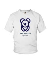Deep Affection For You Babe Youth T-Shirt thumbnail