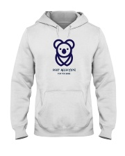 Deep Affection For You Babe Hooded Sweatshirt thumbnail