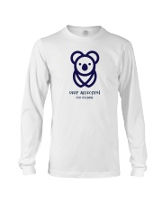 Deep Affection For You Babe Long Sleeve Tee thumbnail