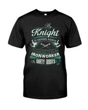 Ironworker Shirt Classic T-Shirt thumbnail