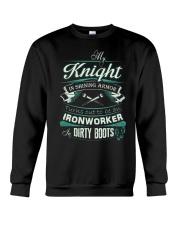 Ironworker Shirt Crewneck Sweatshirt thumbnail