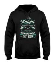 Ironworker Shirt Hooded Sweatshirt thumbnail