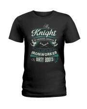 Ironworker Shirt Ladies T-Shirt front