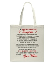TO MY AMAZING REMARKABLE DAUGHTER Tote Bag thumbnail