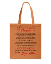 TO MY AMAZING REMARKABLE DAUGHTER Tote Bag front