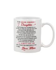 TO MY AMAZING REMARKABLE DAUGHTER Mug thumbnail