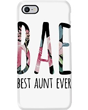 BAE BEST AUNT EVER Phone Case thumbnail