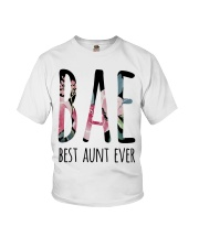 BAE BEST AUNT EVER Youth T-Shirt thumbnail