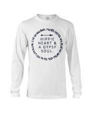 HIPPIE HEART AND A GYPSY SOUL Long Sleeve Tee thumbnail