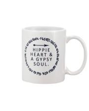 HIPPIE HEART AND A GYPSY SOUL Mug thumbnail