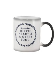 HIPPIE HEART AND A GYPSY SOUL Color Changing Mug thumbnail