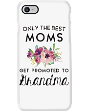 ONLY THE BEST MOMS GET PROMOTED TO HRANDMA Phone Case thumbnail