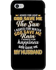 I ASKED FOR LIGHT GOD GAVE ME THE SUN Phone Case thumbnail