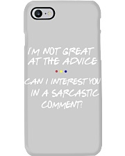 I'M NOT GREAT AT THE ADVICE CAN I INTEREST YOU IN  Phone Case thumbnail