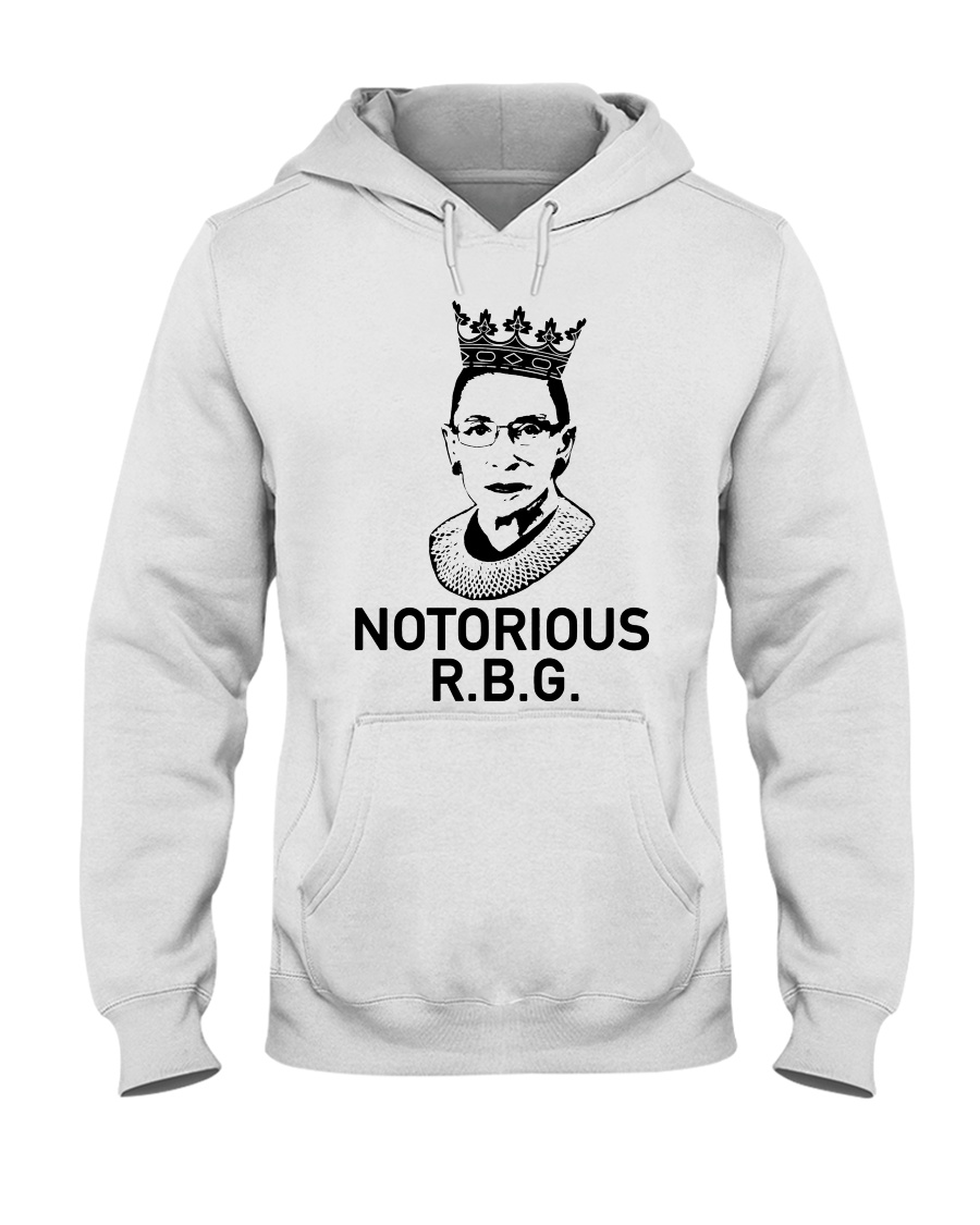 NOTORIOUS RBG Hooded Sweatshirt