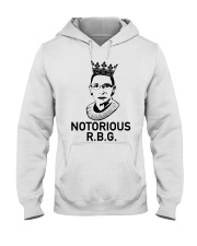 NOTORIOUS RBG Hooded Sweatshirt front