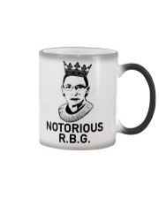 NOTORIOUS RBG Color Changing Mug thumbnail