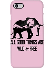 ALL GOOD THINGS ARE WILD  Phone Case thumbnail