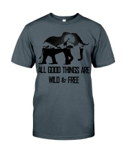 ALL GOOD THINGS ARE WILD  Classic T-Shirt thumbnail