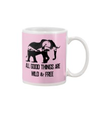 ALL GOOD THINGS ARE WILD  Mug thumbnail