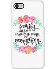 FAMILY ISN'T JUST AN IMPORTANT THING IT'S ALL Phone Case thumbnail
