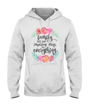FAMILY ISN'T JUST AN IMPORTANT THING IT'S ALL Hooded Sweatshirt thumbnail