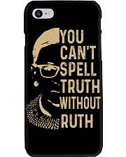 YOU CANT SPELL TRUTH WITHOUT RUTH Phone Case thumbnail