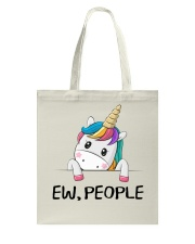 EW PEOPLE UNICORN Tote Bag thumbnail