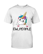 EW PEOPLE UNICORN Classic T-Shirt thumbnail