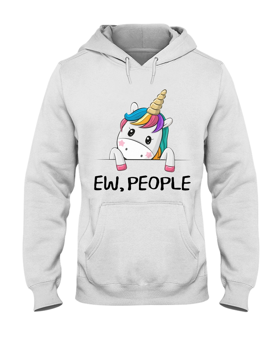 EW PEOPLE UNICORN Hooded Sweatshirt