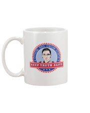 OFFICIAL RBG ORGAN DONOR KEEP TRUTH ALIVE Mug back