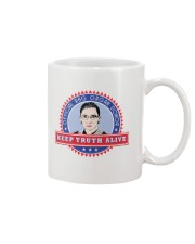 OFFICIAL RBG ORGAN DONOR KEEP TRUTH ALIVE Mug front