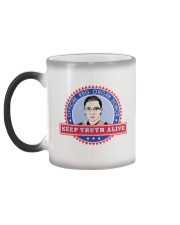 OFFICIAL RBG ORGAN DONOR KEEP TRUTH ALIVE Color Changing Mug color-changing-left