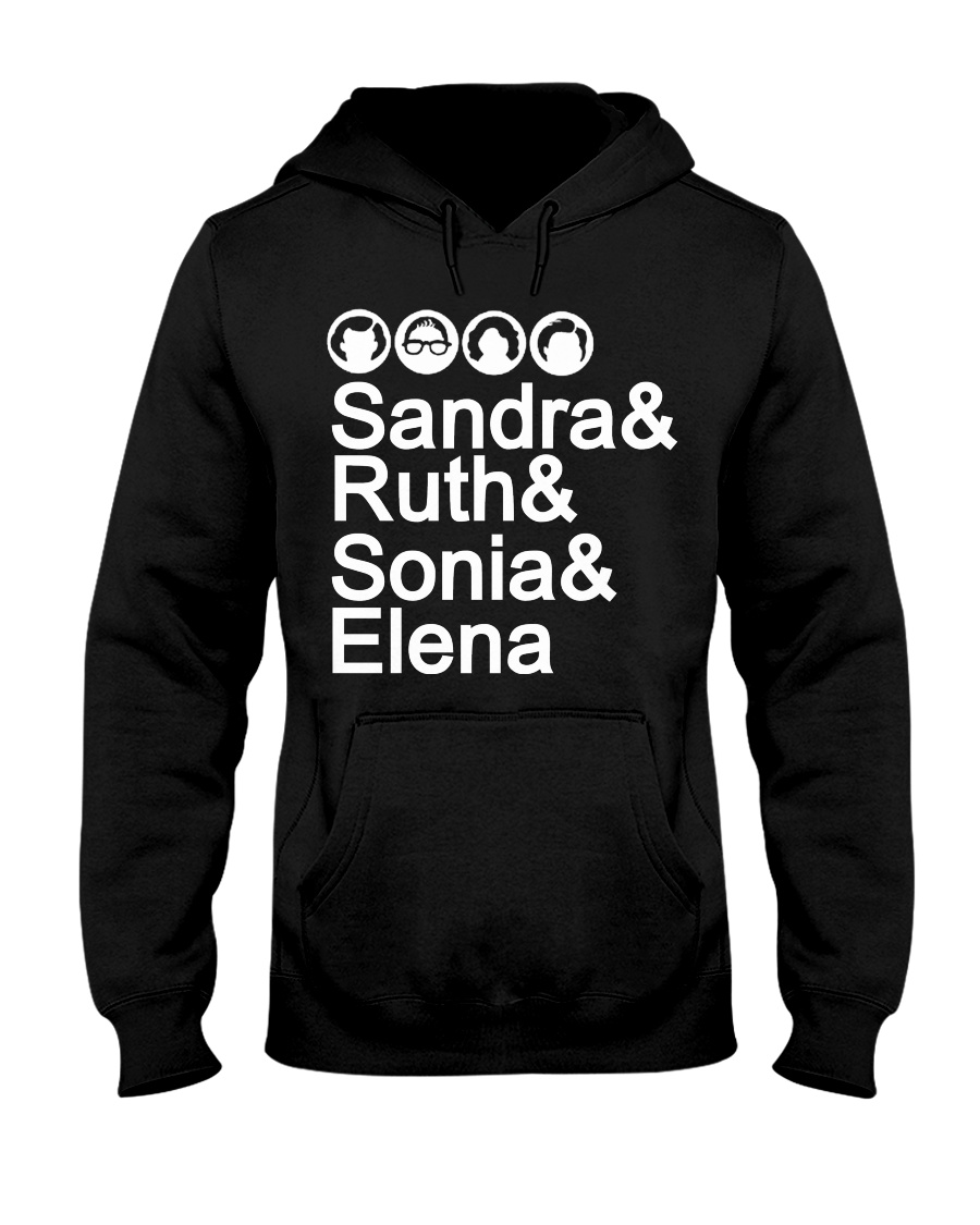 SANDRA RUTH SONIA ELENA Hooded Sweatshirt
