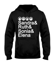 SANDRA RUTH SONIA ELENA Hooded Sweatshirt front