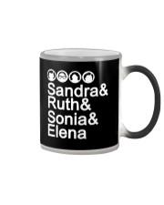 SANDRA RUTH SONIA ELENA Color Changing Mug thumbnail