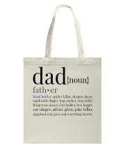 DAD Tote Bag thumbnail