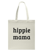 HIPPIE MAMA Tote Bag tile